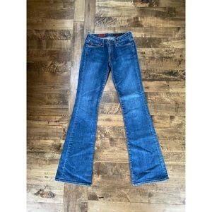 Adriano Goldschmied Club Jeans Flare Bootcut Leg